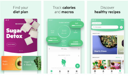 Best Calorie Counter Apps For Android To Calculate The Calories We Eat In 2020 Calorie Counter Best Calorie Counter Android Apps