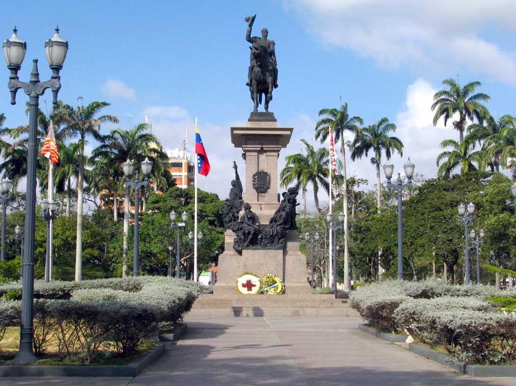 Parque Ayacucho, Barquisimeto-my husband's home town.