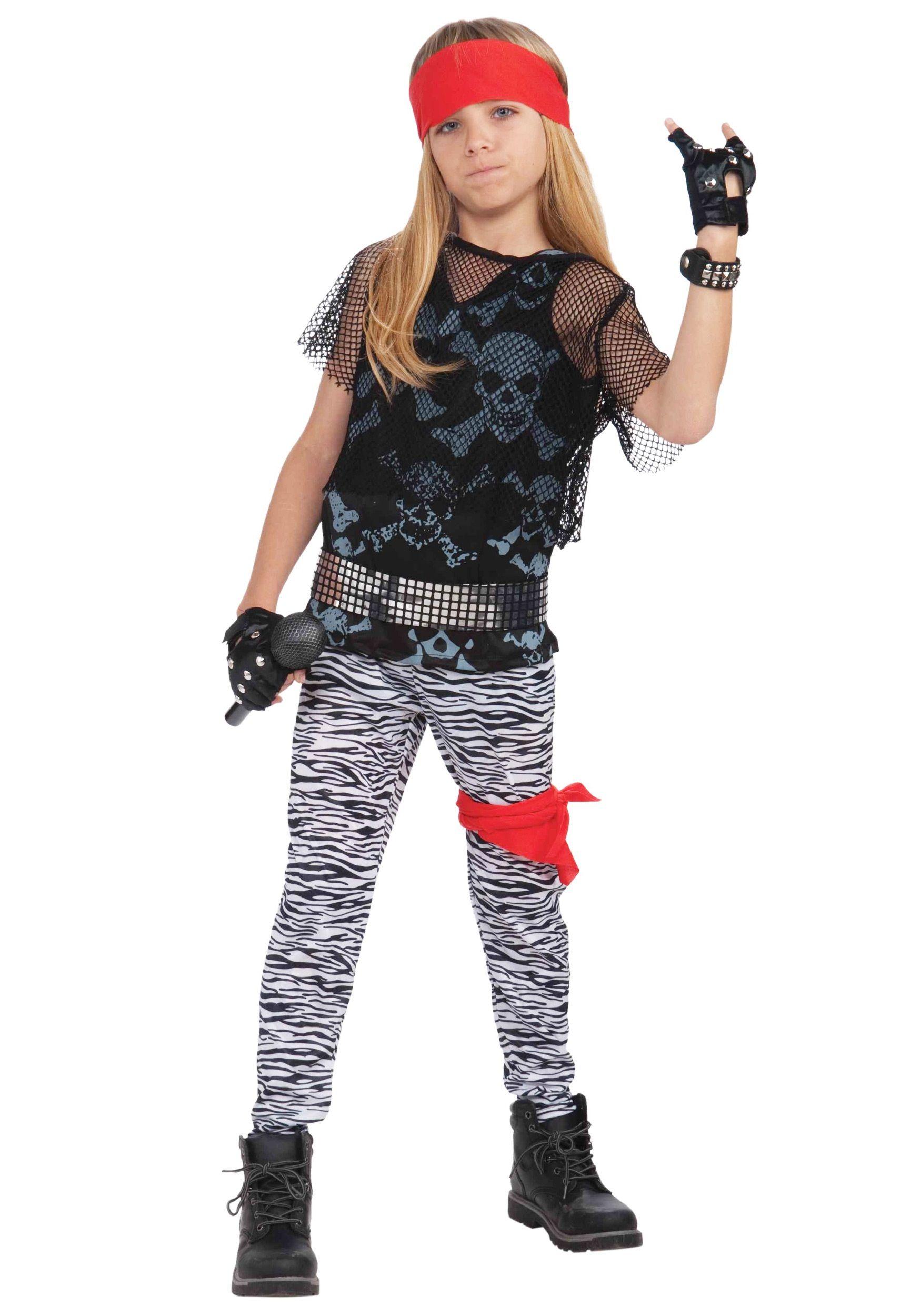 1b9e919792 80s Rock Star Boy Costume | 80s Party in 2019 | Punk rocker costume ...