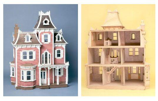 Sivina's miniatures: Nykyaikainen nukkekoti