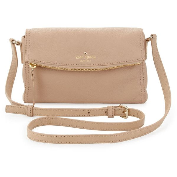 Kate Spade New York Cobble Hill Carson Crossbody Bag Affogato