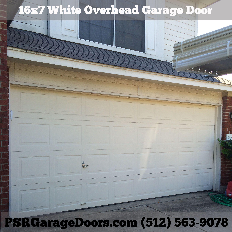 Before Picture Of An Old Overhead Garage Door Garage Doors Overhead Garage Door Overhead Garage