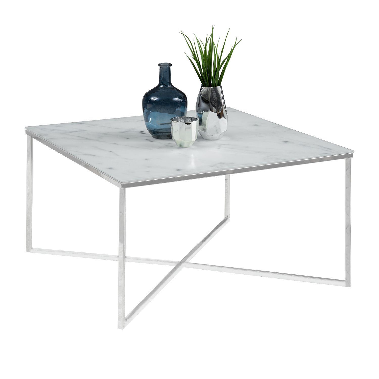 Beautiful Couchtisch Katori Ii Glas Metall Marmor Wei Dekor Chrome Fredriks  Jetzt Bestellen Unter With Tische Couchtische Idea