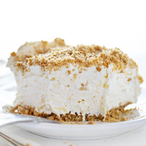 Pineapple Dessert   i am baker is part of Desserts -