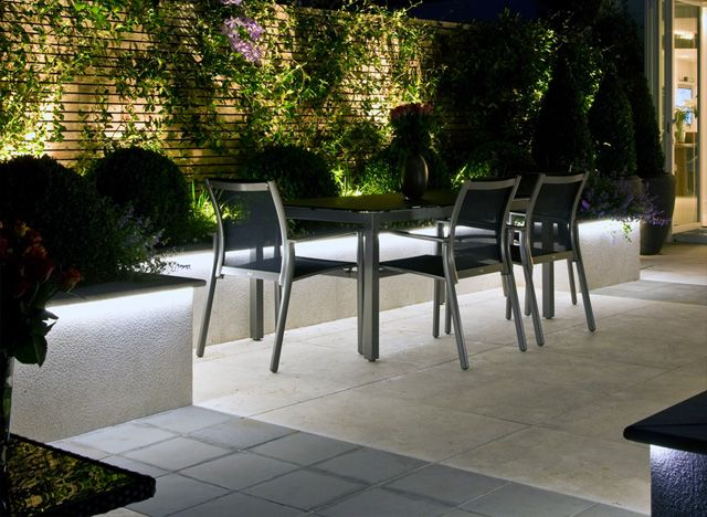 Garden lighting by moonlight design projects in london