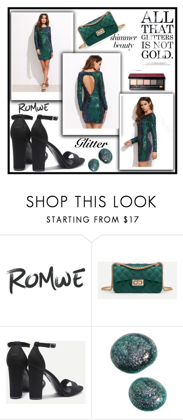 """""""Romwe 9./4"""" by b-necka ❤ liked on Polyvore featuring Bobbi Brown Cosmetics and romwe"""