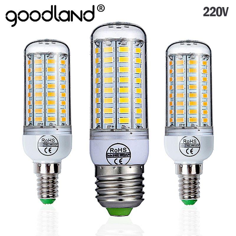 Led Corn 5730 Smd Corn Light E27 E14 Led Lamp 110v 220v Chandelier Candle Spot Lampada Led Bombillas Ampoule Led Lamp Lights & Lighting