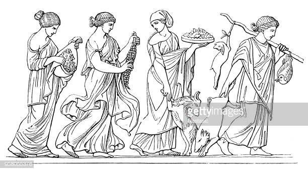World's Best Greek Mythology Stock Illustrations - Getty ...