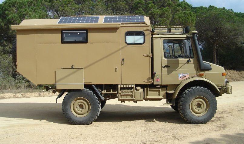 unimog 435 u1300l ambulance camper conversion unimog camper pinterest camper conversion. Black Bedroom Furniture Sets. Home Design Ideas