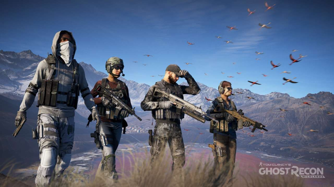 Pin By Azo Magazine On Gabi In 2020 Ghost Recon Wildlands Wallpaper Tom Clancy Ghost Recon Tom Clancy