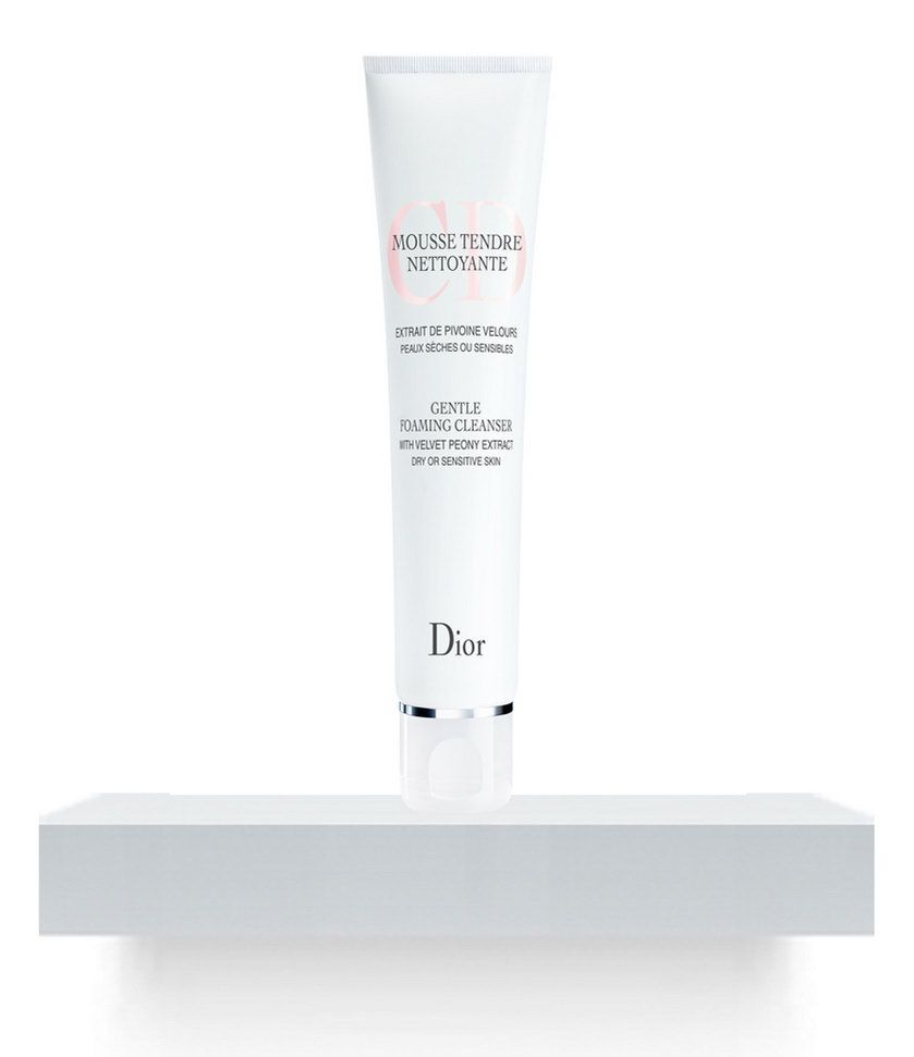 Limpeza Facial Mousse Tendre Nettoyante Gentle Foaming Cleanser