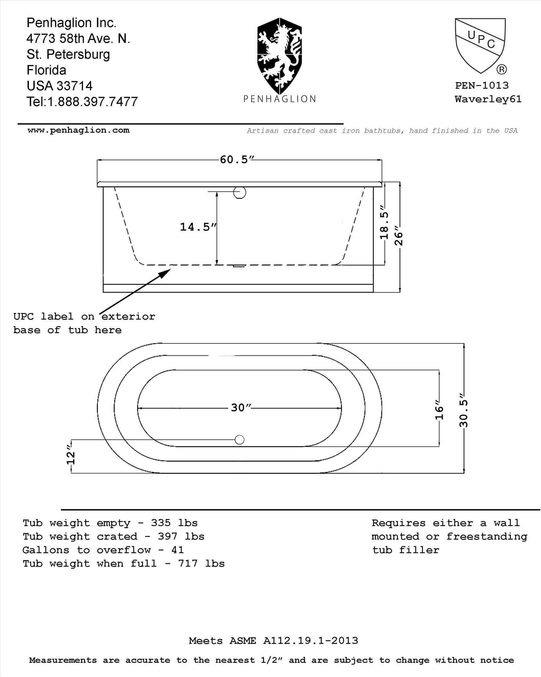 New Post standard bathtub dimensions visit bathroomremodelideass ...