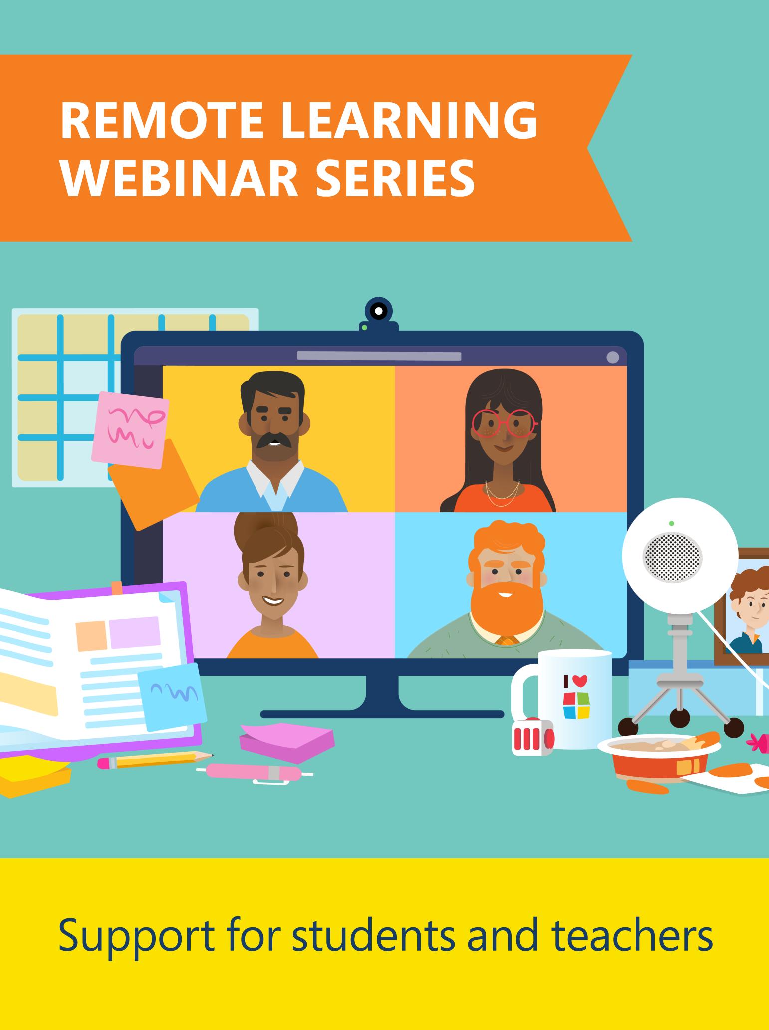 Remote Learning Webinars Available On Demand In 2020 Webinar Learning Education