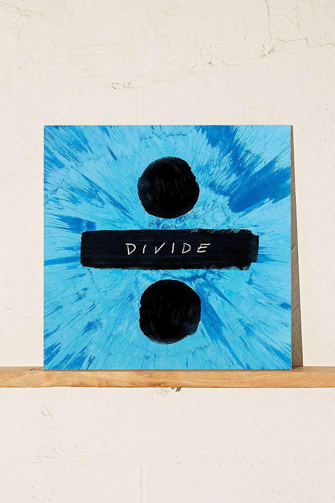Ed Sheeran Divide Lp Divide Ed Sheeran Ed Sheeran Galway Girl