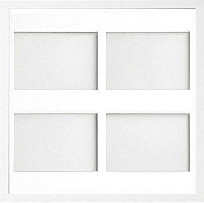 Frame Allington Range 40 X 40 Cm White Picture Photo Frame