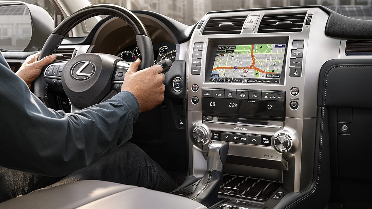 Review 2020 Lexus Gx 460 Interior And Images Feels Free To Follow Us Di 2020 Teknologi