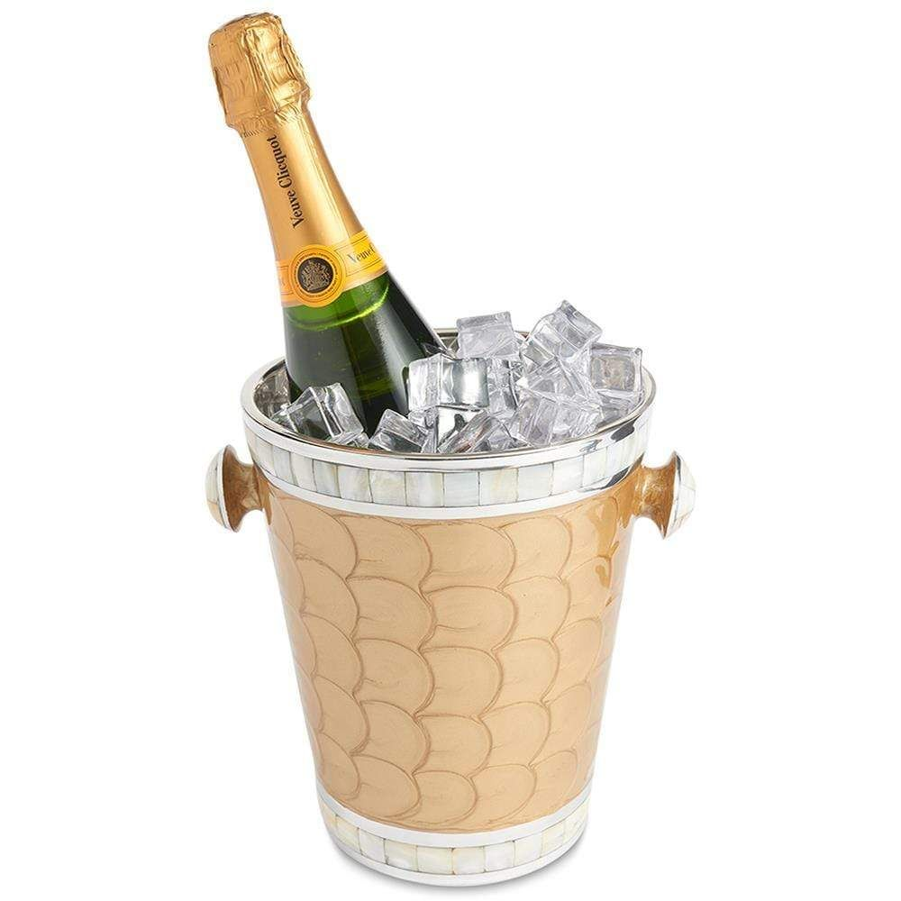 Photo of Julia Knight Classic 8″ Ice Bucket in Toffee