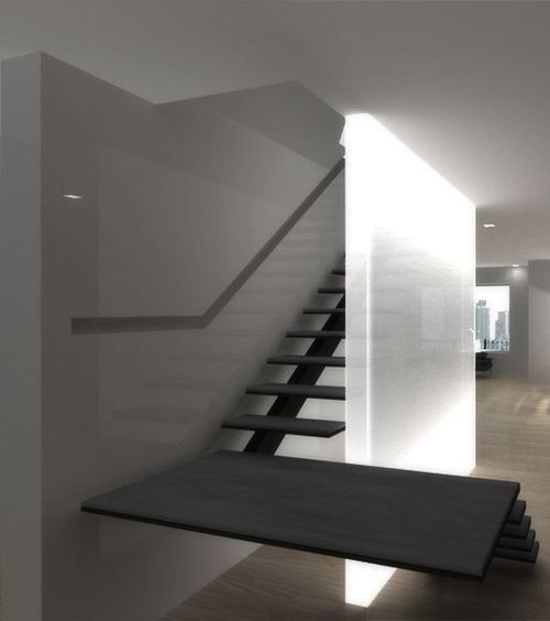 Anjes Staircases, Architecture and Glass - exklusives treppen design