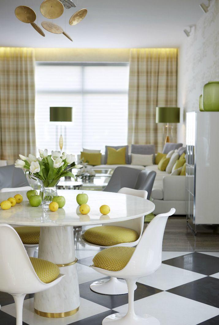 Las 10 mejores mesas de comedor para decorar tu sala | Mesa de ...