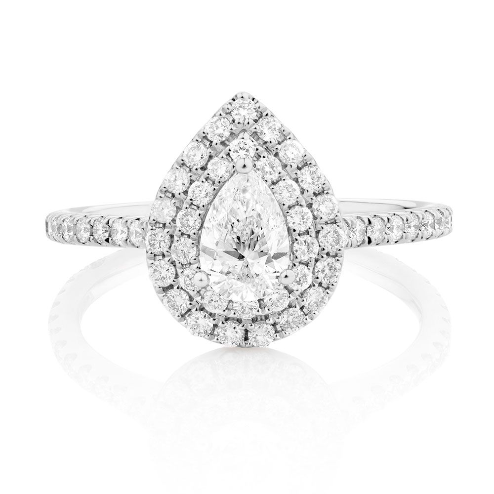 on dream stone product three triplicity diamond white hearts picture ring gold engagement fire of rings
