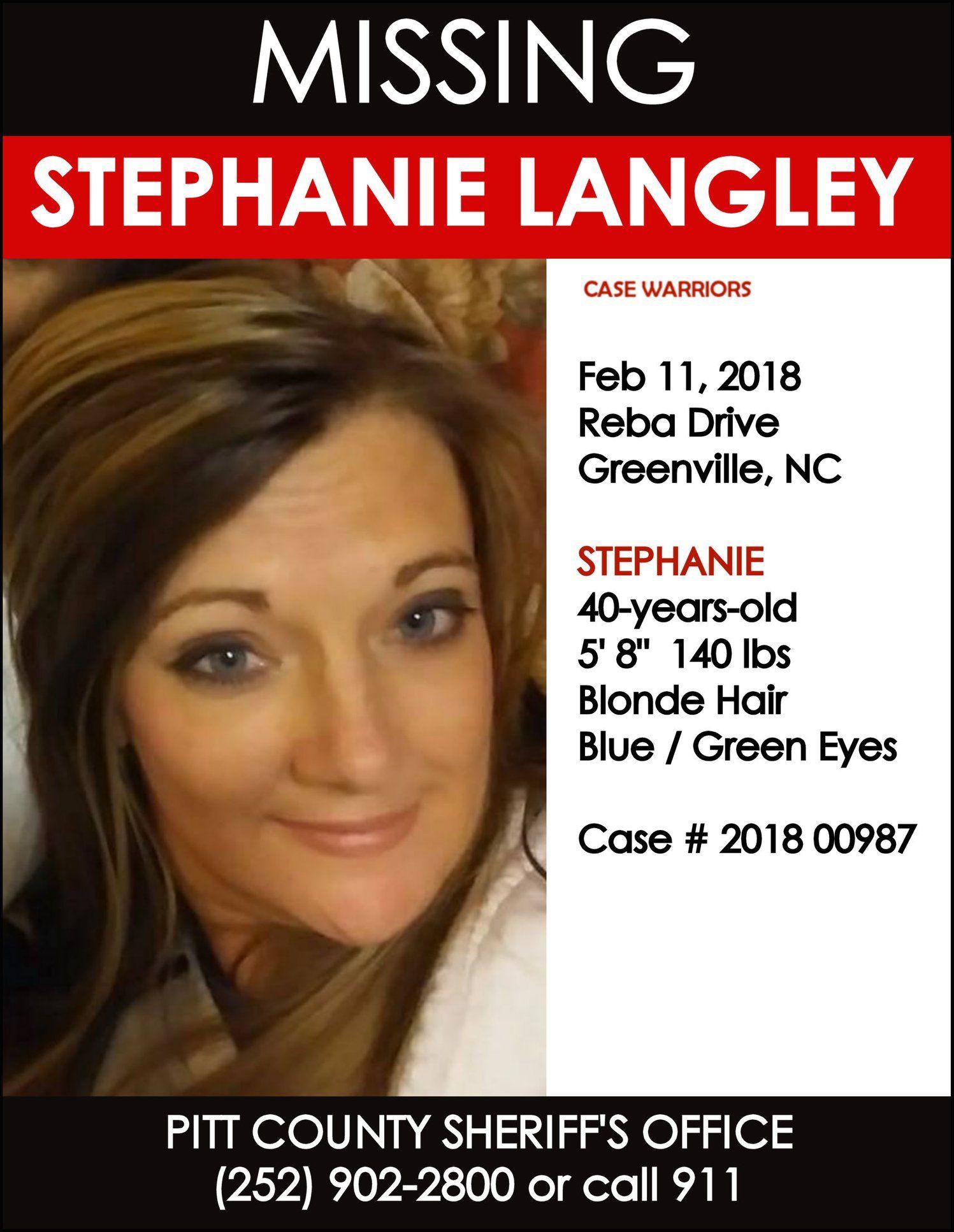 Find Missing Stephanie Langley! ***(HAPPY UPDATE: FOUND