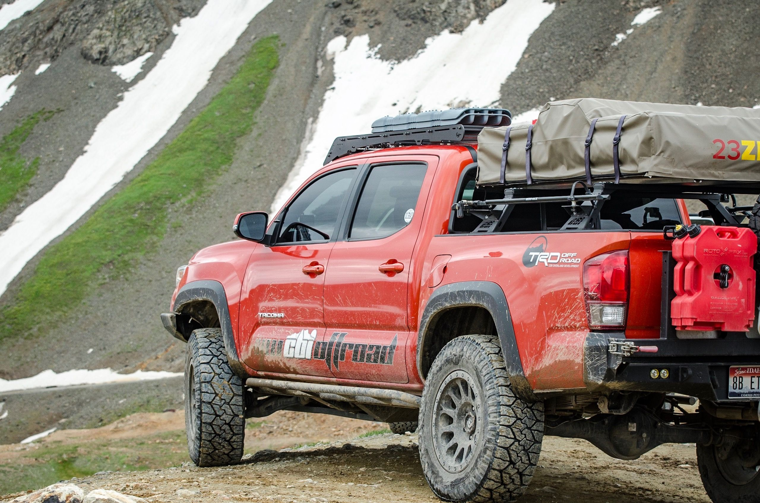 T3 Tacoma Rear Bumper With Swing Away Tire Carrier Cbi Offroad Fab Your Solution For Outdoor Adventure Vehicle A Tacoma Truck Toyota Tacoma Toyota Trucks