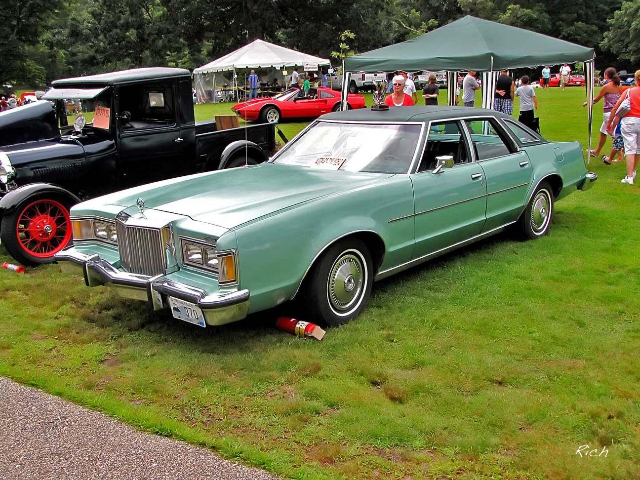 1977 Mercury Cougar 4dr