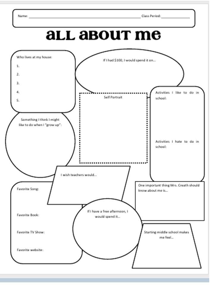 Creathu0027s Class student survey education Pinterest Student - student survey