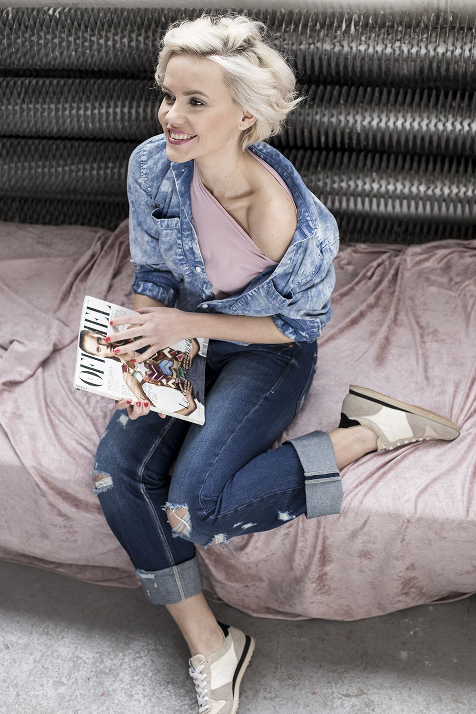 Bethany Joy Lenz Boyfriend Delightful boyfriend's closet – marble jean shirt – janatini   bethany joy