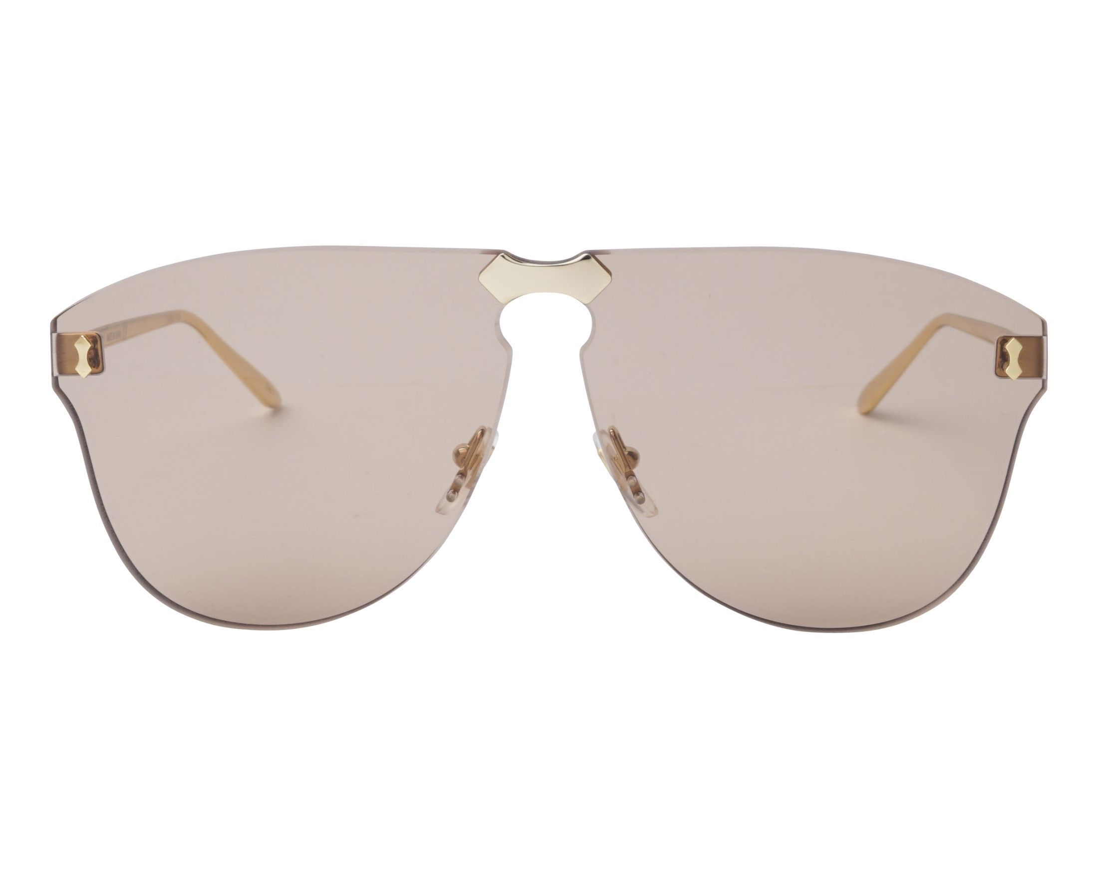 2f587884c74 Gucci GG0354S Gold   Brown Lens Sunglasses – shadesdaddy