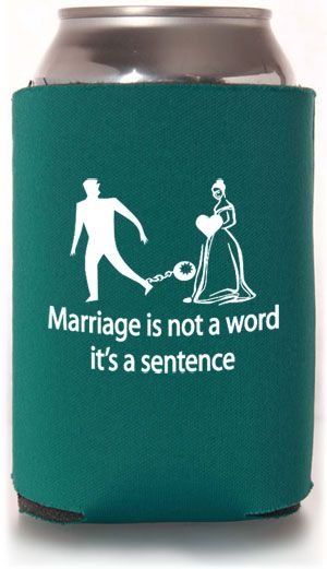 wedding designs using famous wedding quotes this item has 6 different koozie product options to customize collapsible foam bottle sleeve can sleeve