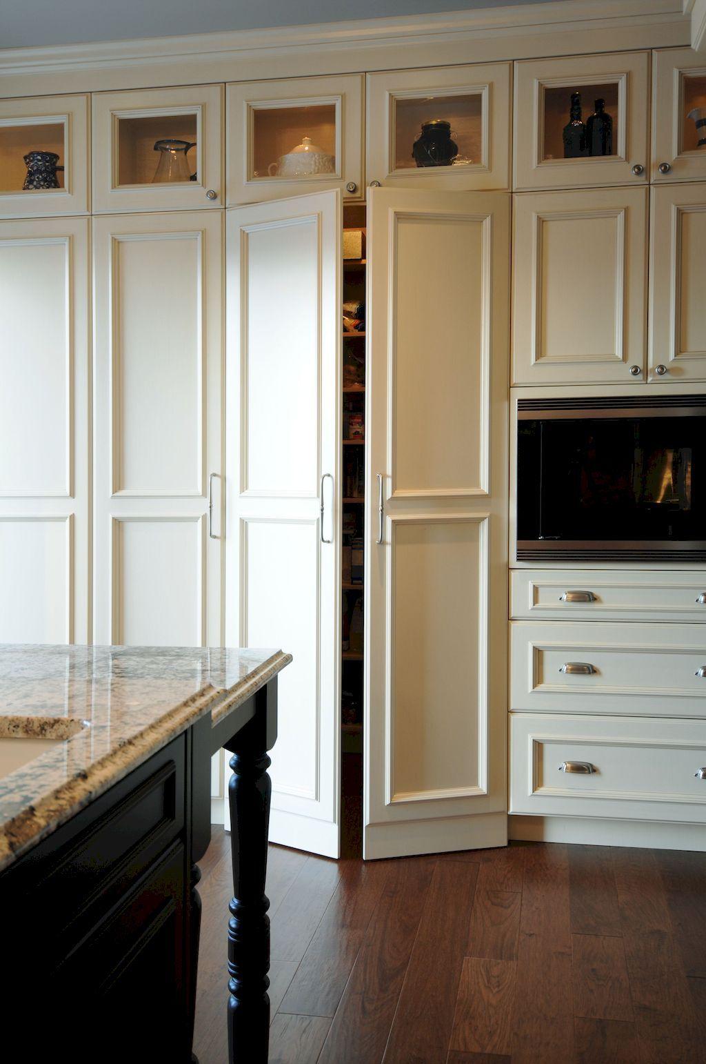 Unbelievable Kitchen Pantry Ideas That Will Improve Your Kitchen Renovation Value Kitchen Pantry Cupboard Pantry Wall Kitchen Pantry Doors