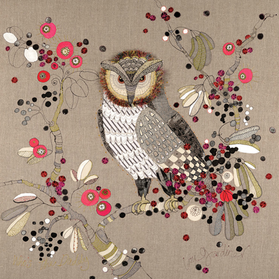 Creative Sketchbook: Embrace Embroidery! with Louise Gardiner