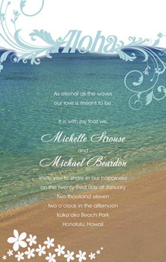 Weddings on the beach The most beautiful outdoor wedding venue that