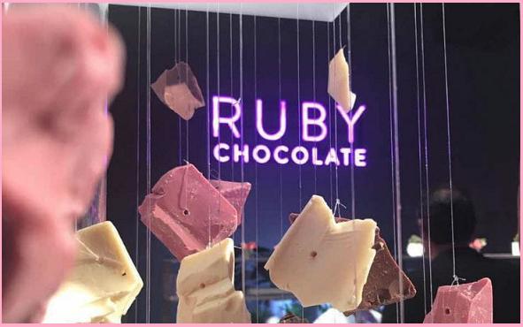 Ruby Chocolate: la cioccolata rosa che arriva dalla Svizzera  http://tormenti.altervista.org/ruby-chocolate-cioccolato-rosa/