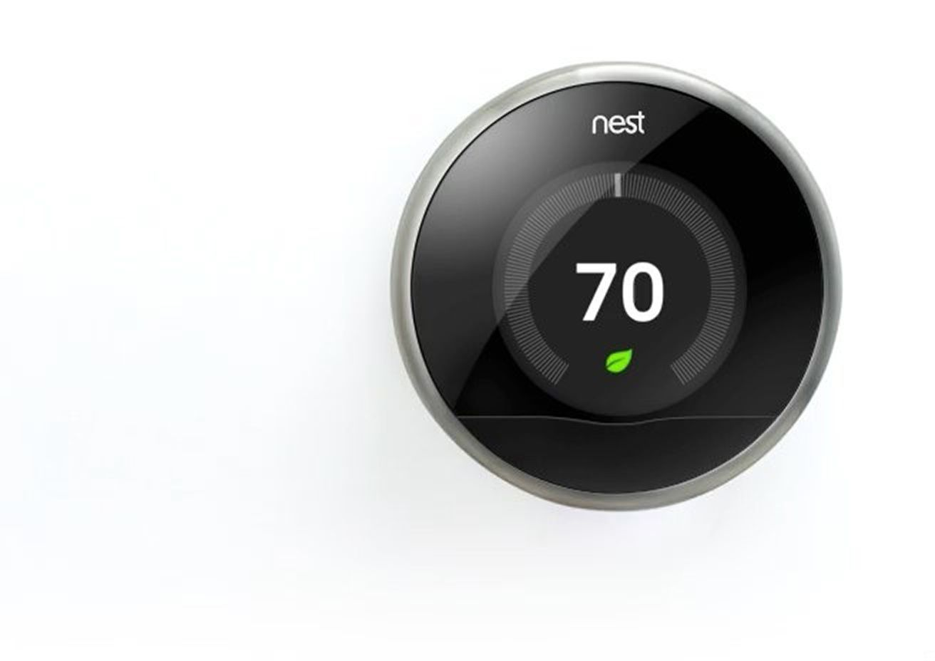 Just turn to heat or cool nest learning nest learning