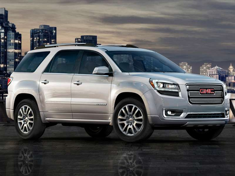 10 Of The Best Crossovers With 3rd Row Seating With Images Mini Van Gmc Vehicles Suv