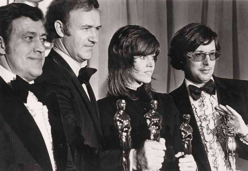 1972 Oscars: Phil D'Antoni, Best Picture (Producer) 1971 Oscar for