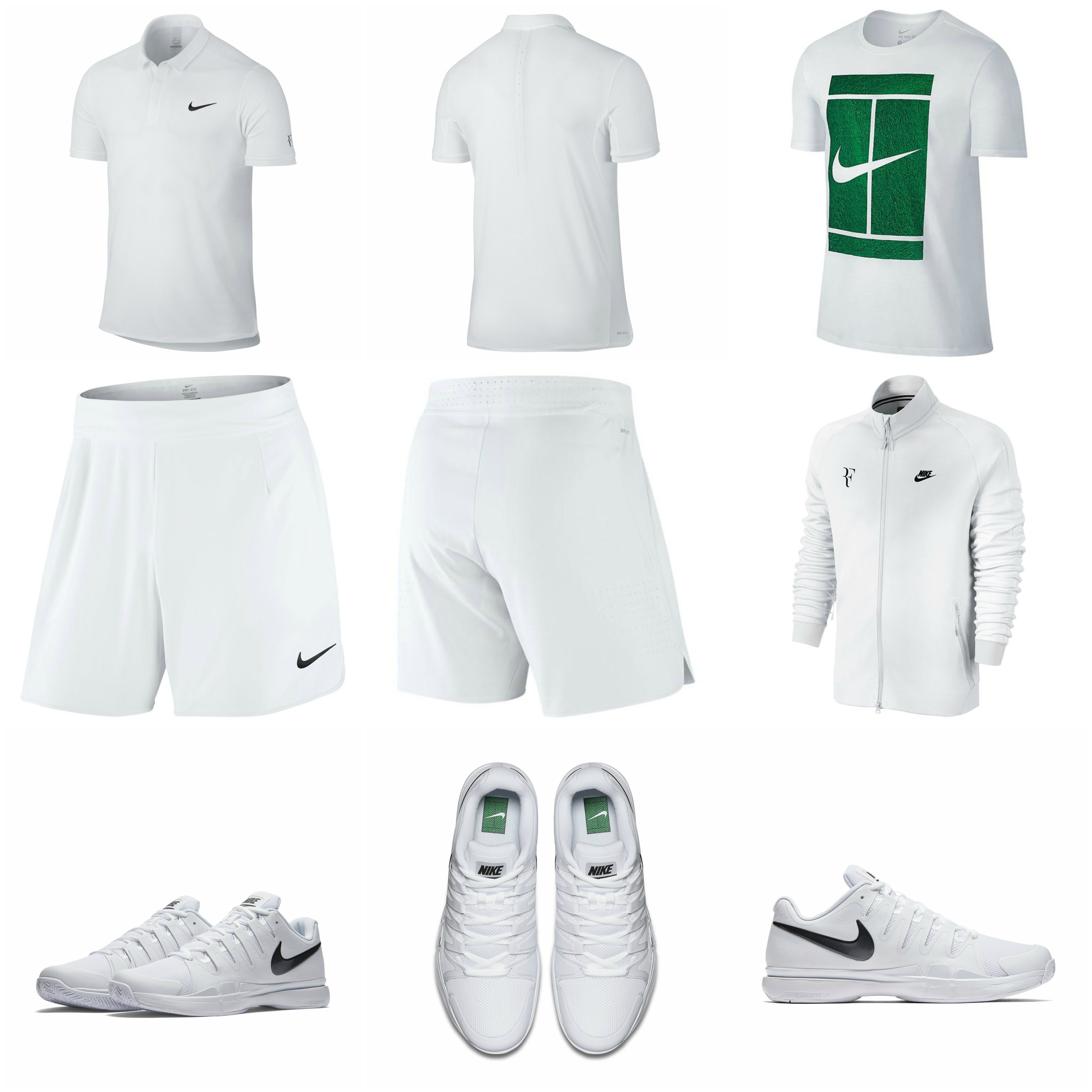 03ad8e2d2abdc Roger Federer s Outfit For Wimbledon 2016