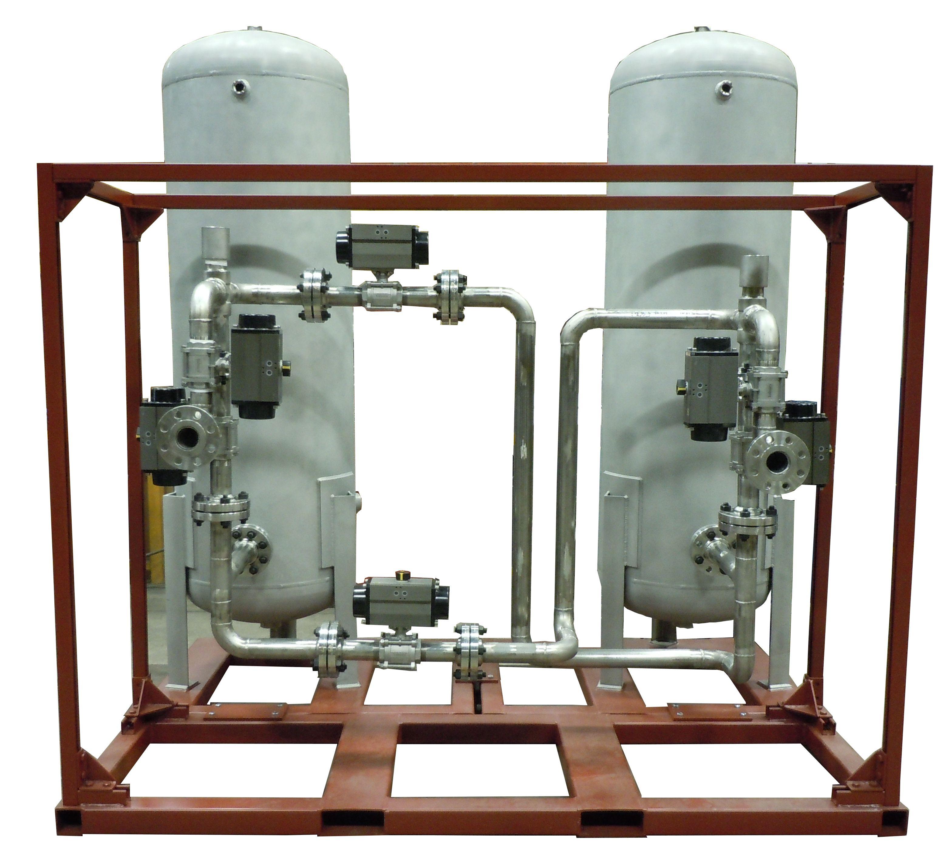 Pressure Vessel Skid BEPeterson Pressure Vessels