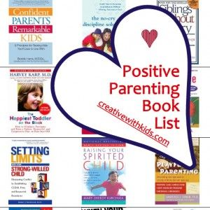 Positive Parenting Book List