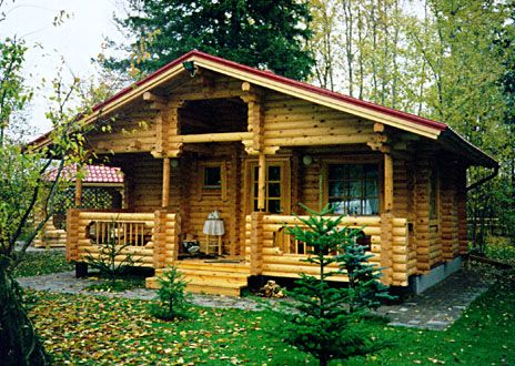 Cabin Homes On Log Cabins Build Or Buy It S An Affordable Housing