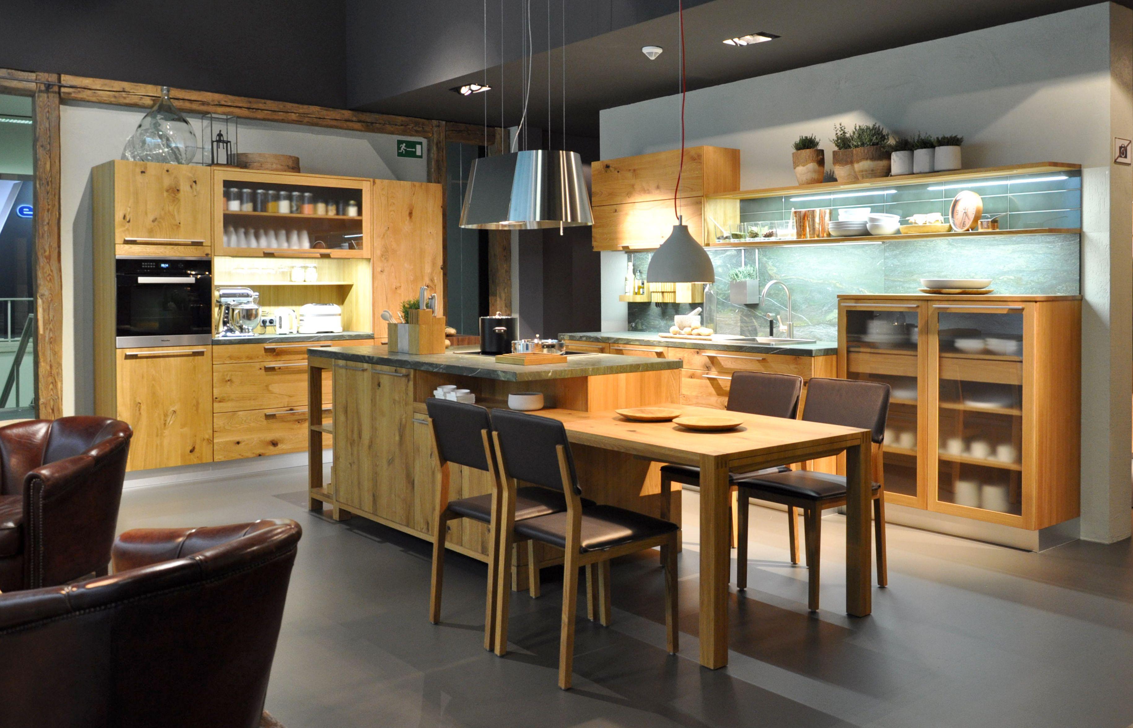 Edelstahl Küche | Holz Stein Glas Edelstahl Kupfer Stoffe Korbgeflecht