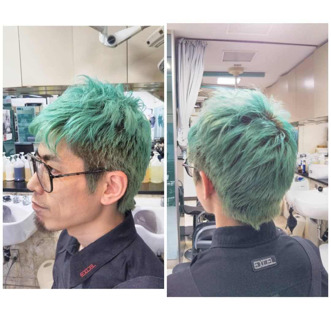 Excel藤沢店のcolorlistがグリーンになりました グリーン Green 緑