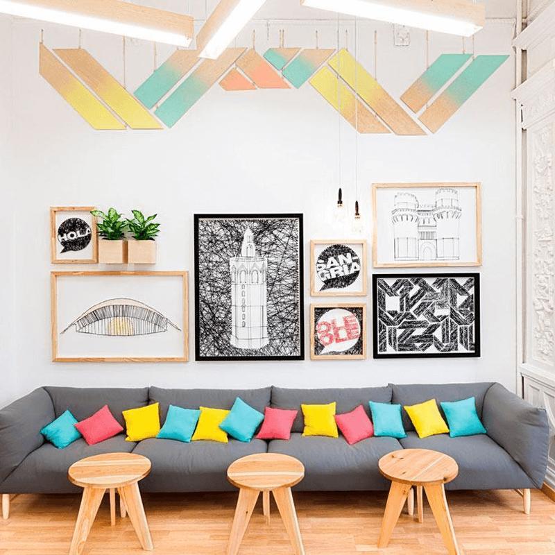 Como decorar uma sala de pobre