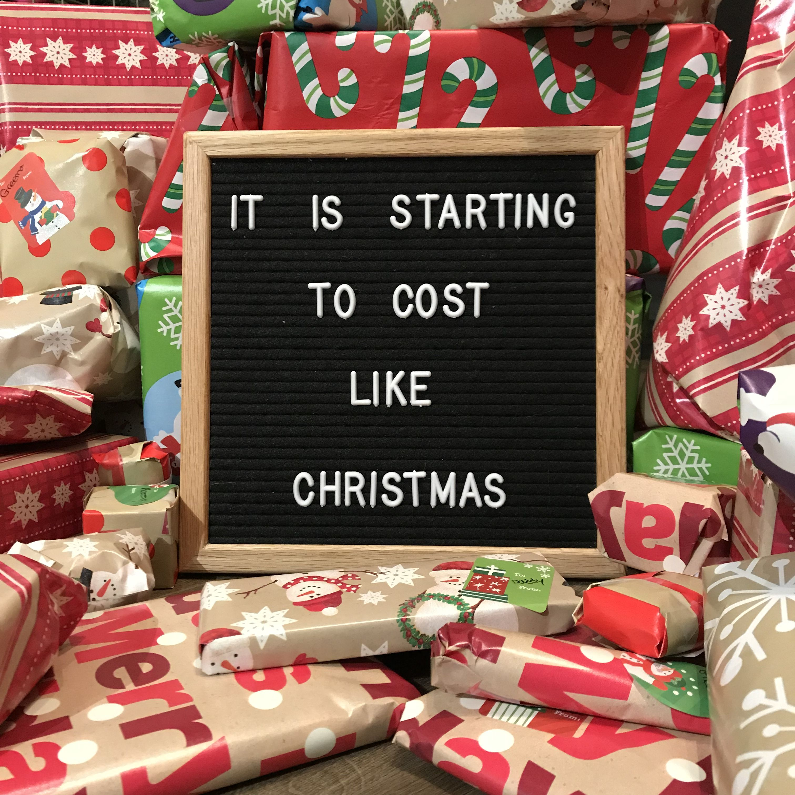 Christmas letterboard fun Christmas lettering, Message