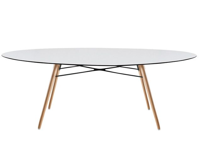 Esstisch Wox Esstisch Ovaler Tisch Wohnzimmertische