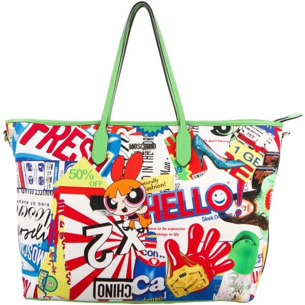 Moschino Pre-owned - Cloth tote IvQtEQqLvC