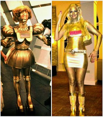 Robot Beauty Pageant Dot Matrix Spaceballs Costumes In 2019