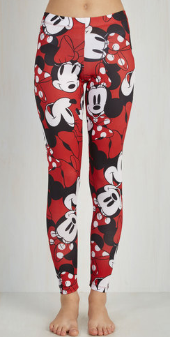 fdcbed4c9b minnie mouse leggings … | Clothes in 2019…
